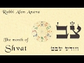 The month of Shvat - What can be achieved - What to work on - Rabbi Alon Anava