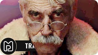THE MAN WHO KILLED HITLER AND THEN THE BIGFOOT Trailer Deutsch German (2019)