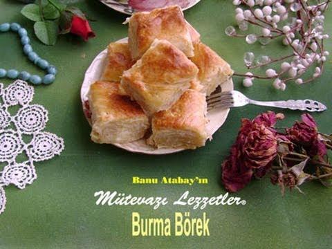 Burma Börek (Börek Tarifleri)
