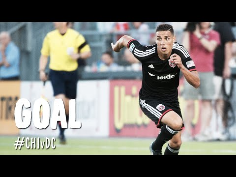Video: GOAL: Luis Silva with a beauty into the top corner