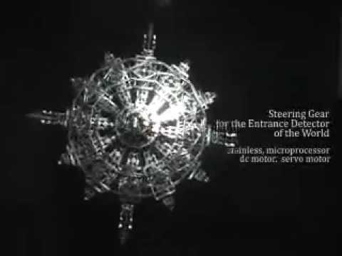 Фантастические кинетические скульптуры Лимми Янга - YouTube Video
