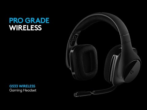 Logitech G533 kabelloser Gaming-Headset
