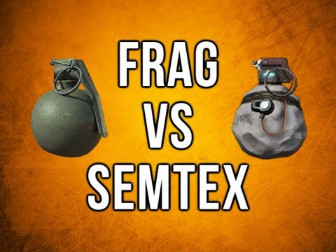 frag vs semtex - Follow me: http://www.twitter.com/drift0r Grind: http://www.youtube.com/watch?v=IfvyInudyro Vote for me in KOTW: http://kingofweb.com/users/drift0r The Frag ...