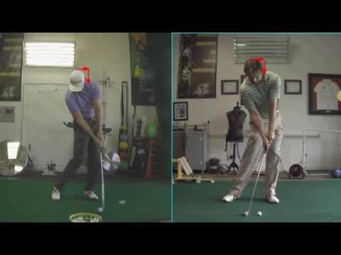 DF Golf Lesson Summary