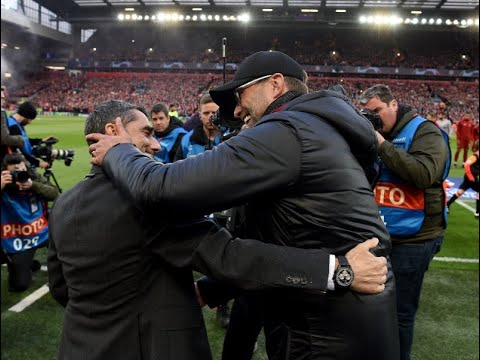 Liverpool 4-0 Barcelona: Klopp and Valverde react as Reds stage epic Champions League comeback - Thời lượng: 49:41.