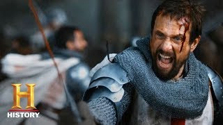 Nonton Knightfall: Official Trailer #2 | Series Premiere December 6 at 10/9c | HISTORY Film Subtitle Indonesia Streaming Movie Download