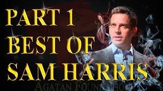Video Best of Sam Harris Amazing Arguments And Clever Comebacks Part 1 MP3, 3GP, MP4, WEBM, AVI, FLV Desember 2018