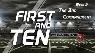 """Video """"The 3rd Commandment"""" - First & Ten Message Series - Bridgeway Church MP3, 3GP, MP4, WEBM, AVI, FLV Juni 2018"""