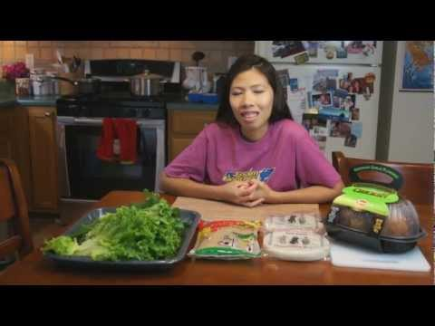 How to Make a Quick and Easy Fresh Healthy Vietnamese Spring Rolls