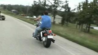 9. Honda VTX 1300