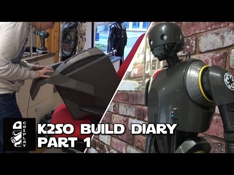 K2SO Build Diary - Part 1