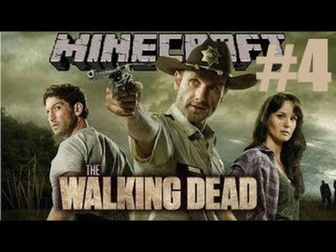 Minecraft: Walking Dead Survival – Konečně bez pádů (#4)