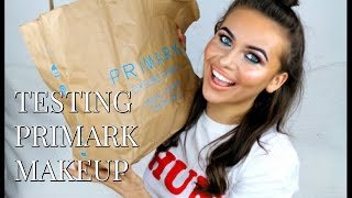 Video TESTING PRIMARK MAKEUP - DOES IT REALLY WORK? MP3, 3GP, MP4, WEBM, AVI, FLV Januari 2018