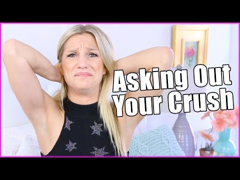 ASKING YOUR CRUSH ON A DATE | Chelsea Briggs | Hollywire