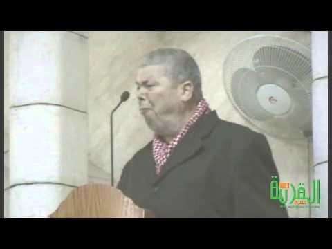 خطبة الجمعة لفضيلة الشيخ عبد الله 21/12/2012