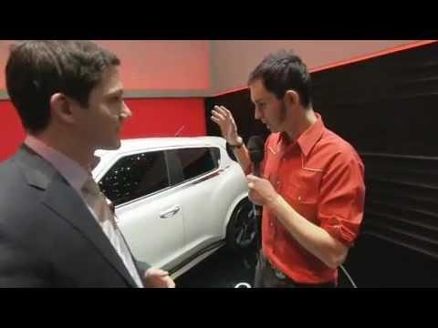 Nissan  Женевский автосалон 2012 Juke NISMO