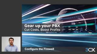 Configure the Firewall V15