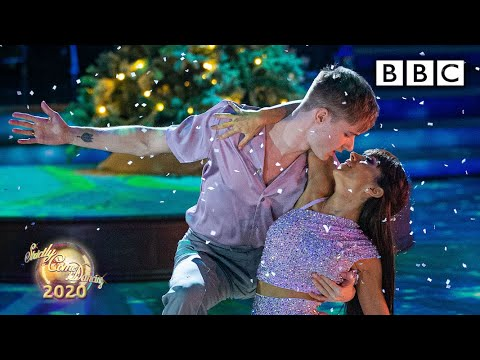 HRVY and Janette Rumba to Only You ✨ Week 8 Semi-final ✨ BBC Strictly 2020