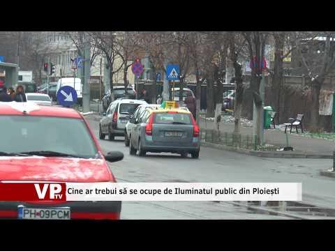 Cine ar trebui să se ocupe de Iluminatul public din Ploiești