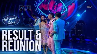 Video MARION ft. RAN - DEKAT DI HATI - RESULT & REUNION - Indonesian Idol 2018 MP3, 3GP, MP4, WEBM, AVI, FLV Oktober 2018