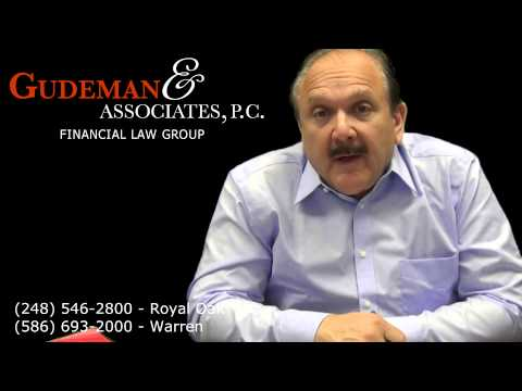 Michigan Bankruptcy Lawyer Experienced in Chapter 7, 13 & 11