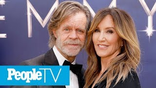 Video Why William H. Macy Wasn't Charged In College Cheating Scandal | PeopleTV MP3, 3GP, MP4, WEBM, AVI, FLV Maret 2019