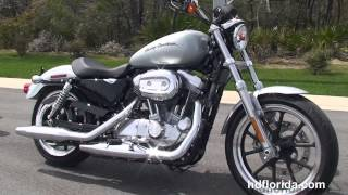 4. New 2014 Harley Davidson Sportster Superlow Motorcycles for sale - Miami, FL