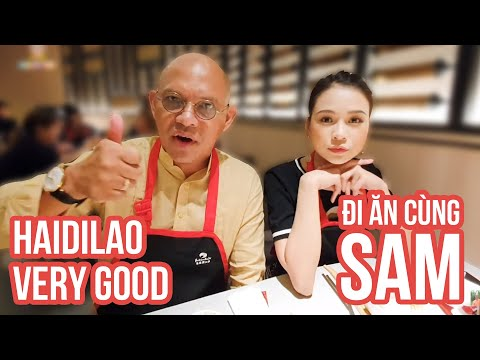 Food For Good #443: Color Man cùng Sam phá đảo Haidilao thương hiệu tỉ đô chi nhánh đầu tiên tại VN - Thời lượng: 57:35.