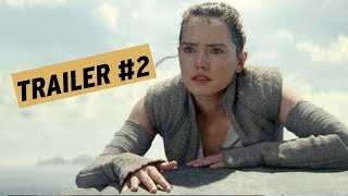 Video 'Star Wars: The Last Jedi' Trailer #2: Why Is Luke 'Scared' of Rey? MP3, 3GP, MP4, WEBM, AVI, FLV Oktober 2017