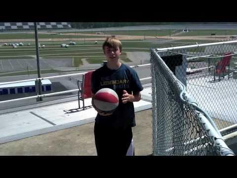 The Legendary Shots- Talladega Superspeedway