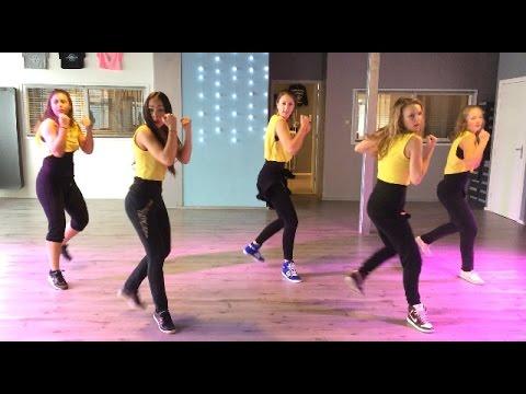 tsunami - coreografia combat fitness, scarica i nervi e resti in forma