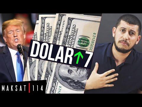 Dolar Neden Yükseliyor ? - Türkiye Batıyor mu? - Dolar 7 ' yi Bulur Mu ? - Serkan Aktaş (видео)
