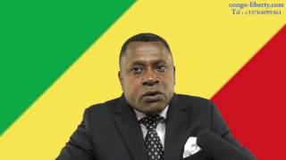 Prosper Mouanda-Moussoki s'exprime sur la sortie de crise au Congo-Brazzaville