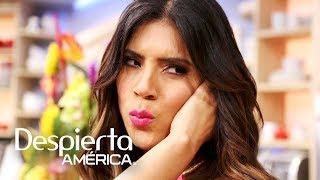 Francisca Lachapel besa a otro en vivo durante su visita al Miami Seaquarium
