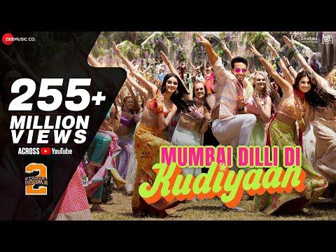 Mumbai Dilli Di Kudiyaan | Student Of The Year 2 | Tiger, Tara & Ananya| Vishal Shekhar| Dev, Payal