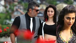 Not Shruti Haasan Ajith to romance Tamanna again in 'Thala 56'