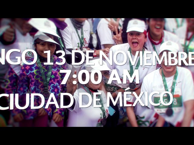 2a. Carrera Nacional Moviendo a México por tu Salud
