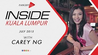 You're watching INSIDER TV - the insider's guide to the world's most exciting cities!Check out http://www.insider-tv.com/ and SUBSCRIBE to our Youtube channel: http://www.youtube.com/subscription_center?add_user=TTVasiaKuala Lumpur was founded in 1857 by a member of the Selangor royal family, Raja Abdullah, who was the representative of the Yam Tuan who administered Klang. Together with Raja Jumaat of Lukut and 87 Chinese workers, he came to explore the district in search for tin ore. After travelling up the Klang River to reach its confluence with the Gombak River, they made their way through deep jungle and found tin near Ampang. That moment marked the beginning of KL's development. Over the years it grew from a tin miner's camp into a commercial centre that was able to attract large numbers of investors from around various places.Here's your essential Kuala Lumpur travel guide this July 2015 - Miss Universe Malaysia 2013 Carey Ng and host Josiah Mizukami tour you around the best places to eat, drink, shop, and play in Kuala Lumpur.You'll never have a hard time hailing a cab in Kuala Lumpur with MYTEKSI. Just download the mobile app and get a taxi safely whenever you are. With just two taps, you're off to a day of sightseeing in the city. Hop on the KL Horse and Carriage Ride and explore the amazing sights the city has to offer.While in Kuala Lumpur, make sure you also check out these places and attractions:* MUD: Our Story of Kuala Lumpur The Musical: https://youtu.be/LFyQbtvUjHIKuala Lumpur is a city filled with rich and get ready see it unfold before your eyes when you watch MUD: Our Story of Kuala Lumpur The Musical.* Jumpstreet KL: https://youtu.be/yg8HxIbQ6CMJumpStreet Trampoline Parks are an amazing urban playground for adults and children alike, with hundreds of interconnected trampolines from the floor right up the walls and multiple jumping attractions at every venue.* Dining in the Dark: https://youtu.be/pVRlNB7-SWMA restaurant in total darkness. Dining