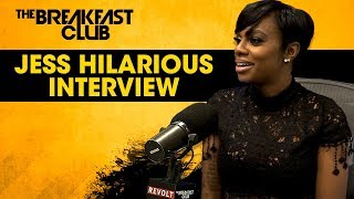 Video Jess Hilarious Talks Comedy Come Up, Relationships, Role In 'Rel' + More MP3, 3GP, MP4, WEBM, AVI, FLV September 2018
