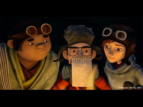 MISSION KATHMANDU: The Adventures of Nelly & Simon - 3D | 2018 Official HD Trailer |  Animation