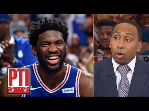 Video: The 76ers are my favorite to come out of the East in 2020 - Stephen A. | Pardon The Interruption