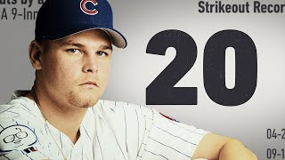 Video 20 | The History Behind Kerry Wood's 20 Strikeout Game MP3, 3GP, MP4, WEBM, AVI, FLV Juli 2019
