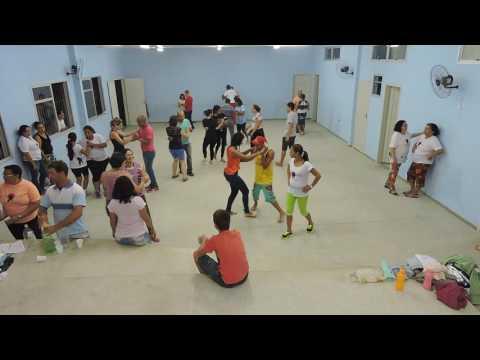 Dança de Salão - Santa Leopoldina – Aula do dia 23-09-16 _ Parte 2 _ Prof. Elias Adriano