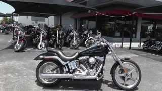 9. 055104 - 2006 Harley Davidson Deuce FXSTDI - Used Motorcycle For Sale
