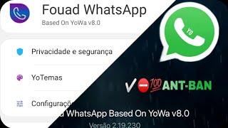 Baixar whatsapp - YoWhatsapp 8.0 como atualizar!