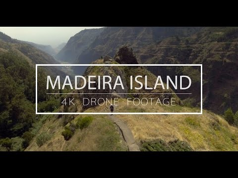MADEIRA ISLAND | 4K Drone Footage