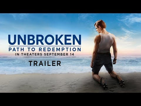 Unbroken: Path Redemption | Trailer | In Theaters September 14