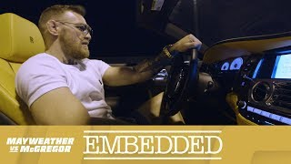 Video Mayweather vs McGregor Embedded: Vlog Series - Episode 1 MP3, 3GP, MP4, WEBM, AVI, FLV Desember 2018