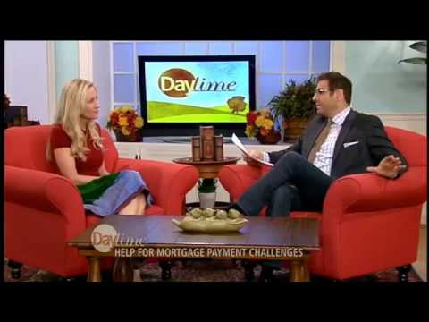 DAYTIME with Chae duPont, February 4, 2014. Morris | duPont, PA. Mortgage Payment Challenges.