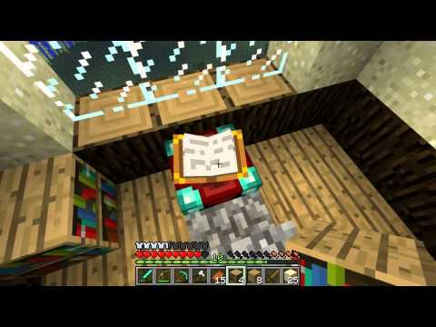 Minecraft: Ched's Adventures of Epicness 027 - Fire Aspect